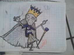 Rey de todo el mundo